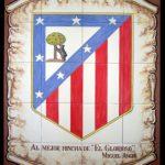 Azulejos Atlético de Madrid 02