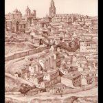Toledo a mano cerámica 14