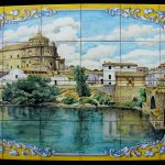 azulejos en cerámica de Talavera 16