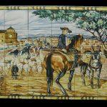 azulejos en cerámica de talavera 17