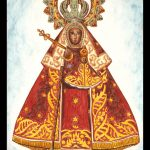 virgen de Guadalupe en cerámica 23