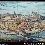 Toledo pintado a mano