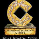 trofeos en cerámica 736